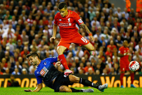 Liverpool Bournemouth Game