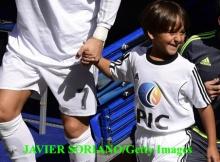 Ronaldo And The Refugee