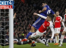 Diego Costa Helps Chelsea to Beat Arsenal