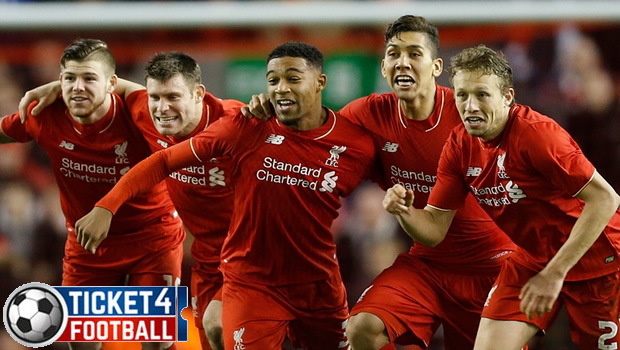 Liverpool Qualify for the Capital One Cup Final