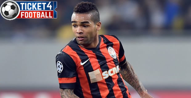 Liverpool Want to Sign Shakhtar Striker Alex Teixeira