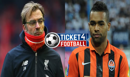 Liverpool Want to Sign Shakhtar Striker Alex Teixeira_1
