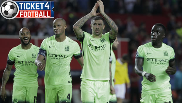 MANCHESTER CITY AND DYNAMO KYIV EYE UCL QUARTER FINAL SPOT