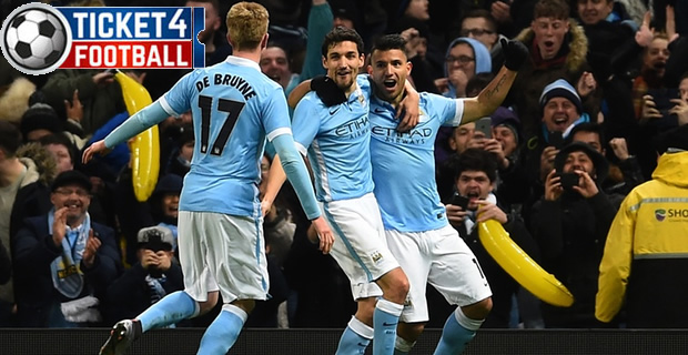 Manchester City Join Liverpool in the Capital One Cup Final