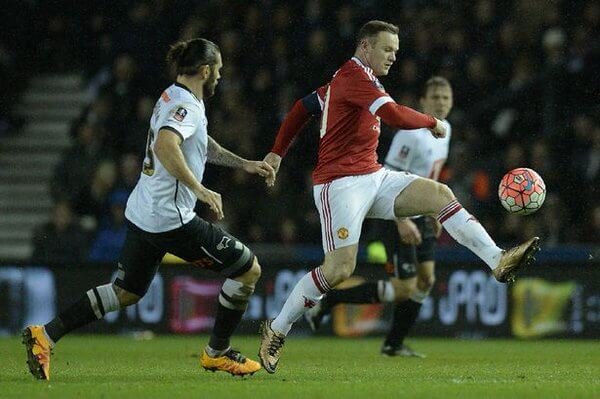 Manchester United Go into the FA Cup Fifth Round_1