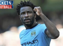 Wilfried Bony is not Going to Leave Manchester City