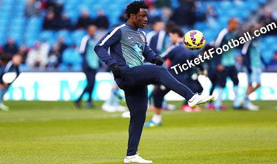 Wilfried Bony is not Going to Leave Manchester City_1