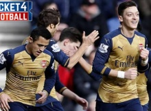 Arsenal Go Third After Beating Bournemouth