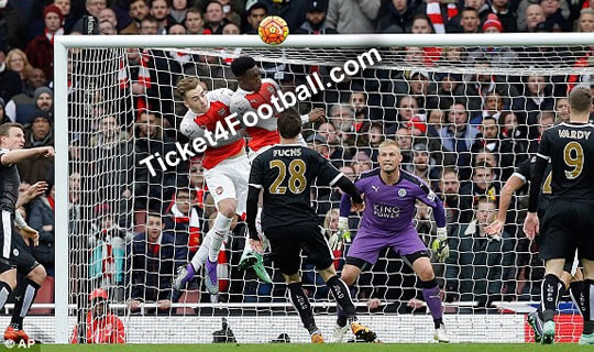 Arsenal Passed a Mental Test by Beating Leicester_1