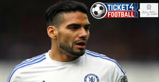 Chelsea Drop Radamel Falcao from Champions League Squad