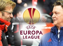 Liverpool Face Manchester United in Europa League