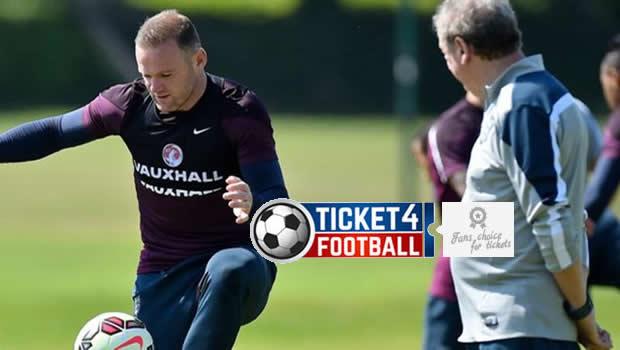 England Need Wayne Rooney, Says Manager Hodgson