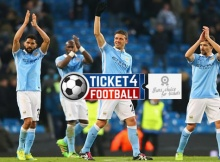 Man City Reach Champions League Quarter-Finals