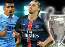 Manchester City Face PSG in UCL Quarter Finals1