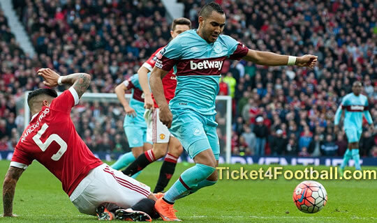 Manchester United Earn a Replay Against West Ham United1