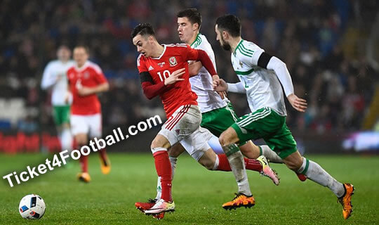 Wales Earn a Draw Against Northern Ireland