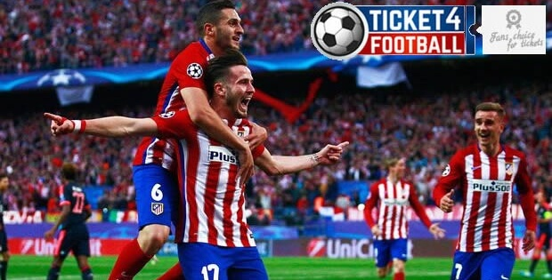 Atletico Madrid Take Lead in UCL Semi Final