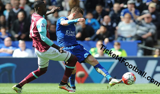 Leicester City Play a 2-2 Draw Against West Ham1