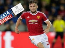 Luke Shaw Comes Back on Training with Man Utd