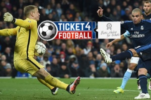 Man City Play a Goalless Draw Against Real Madrid