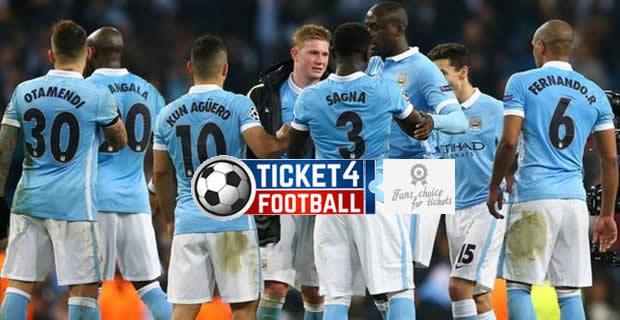 Manchester City in Champions League Semi Finals