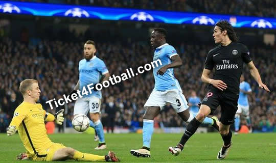 Manchester City in Champions League Semi Finals1