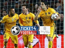 Suarez Helps Barcelona to Beat Atletico UCL Game