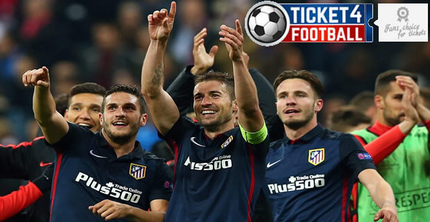 Atletico Madrid Reach in Champions League Final