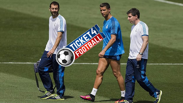 Cristiano Ronaldo Says He Will Play UCL Final