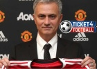 Jose Mourinho is the New Man Utd Manager