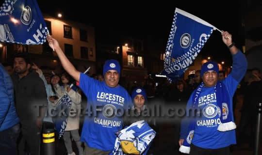 Leicester City Win 2015-16 Premier League Title1