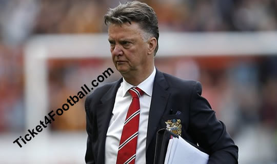 Louis Van Gaal is Hopeful about Man Utd Job1