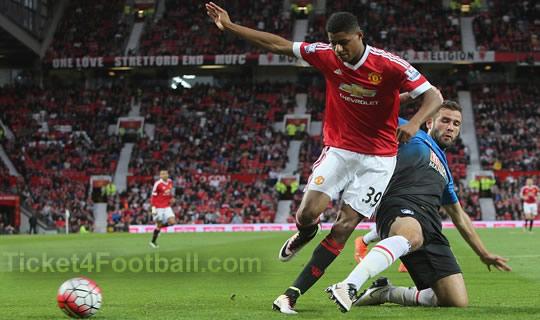 Man Utd Win the Last Game of the Season 2015-161