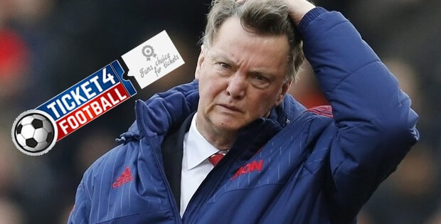Manchester United Sack Manager Louis van Gaal
