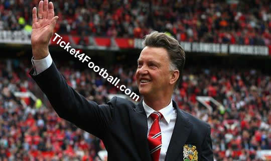 Manchester United Sack Manager Louis van Gaal1