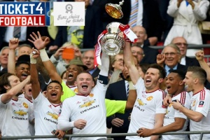 Manchester United Win First FA Cup Since 2004