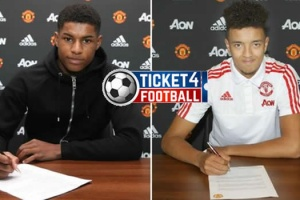 Marcus Rashford Extends Contract with Man Utd