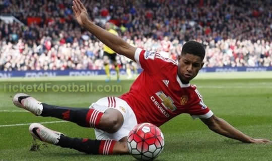 Marcus Rashford Extends Contract with Man Utd1