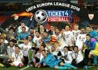 Sevilla Win Third Europa League Final in a Row