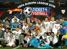 Sevilla Win Third Europa League Final in a Row