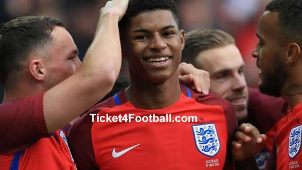 Hodgson Announces England Squad for Euro 2016