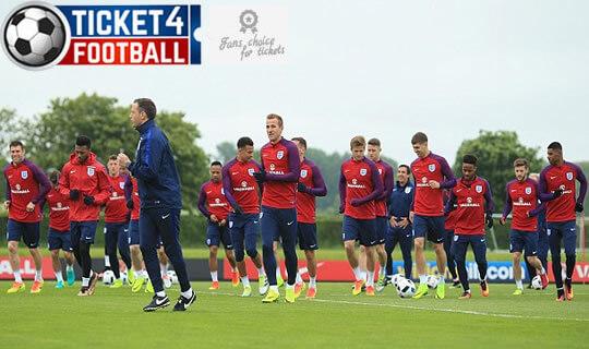 Hodgson Announces England Squad for Euro 20161