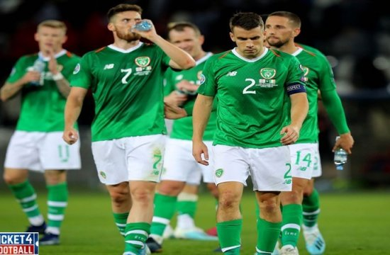 Republic of Ireland Possible squad if they qualify for Euro Cup 2020