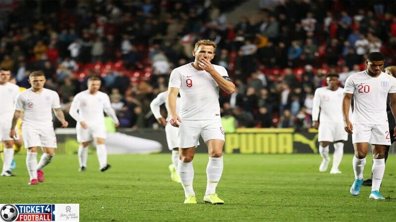 England Euro Cup 2020 Qualification