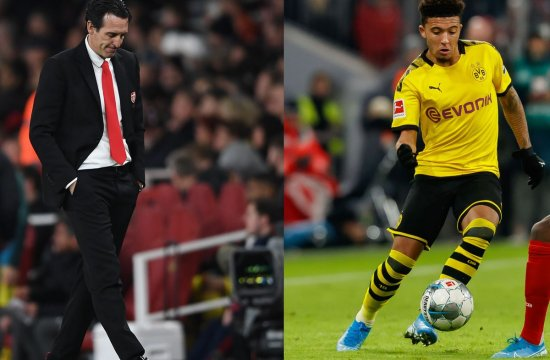 Premier League: Arsenal target keeping options open Jadon Sancho latest Aubameyang eyed