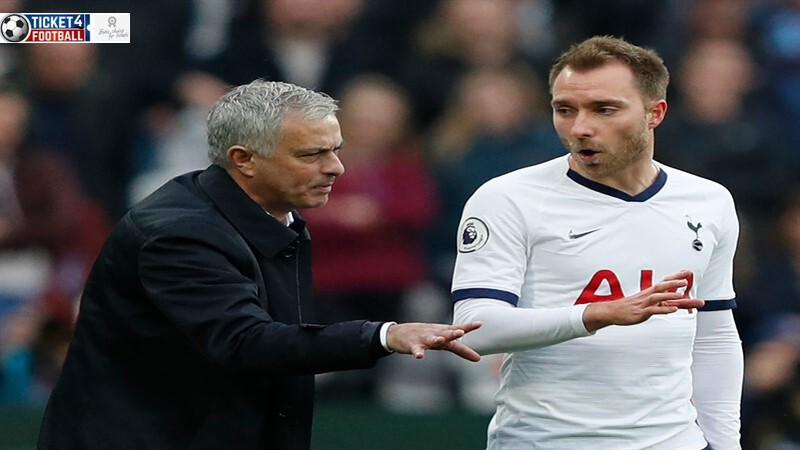 Premier League: Spurs and Man United linked to €70m star, Jose Mourinho on Eriksen's future