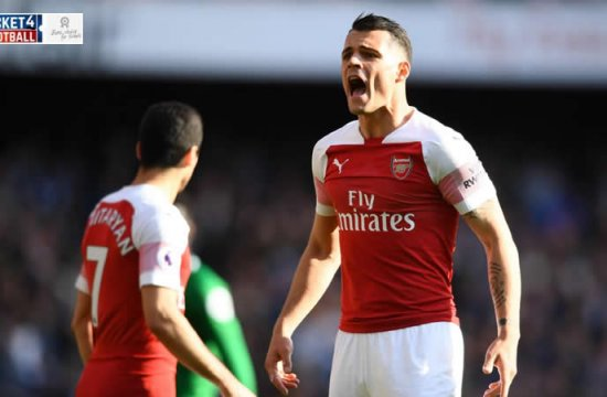 Premier League: Granit Xhaka's exit from Arsenal could axis on teammate