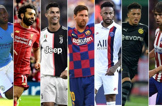 Few best Premier League players right now for every position