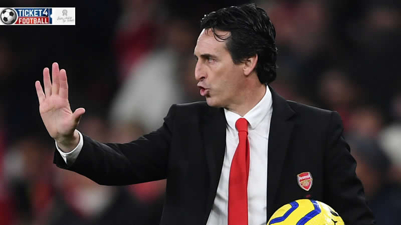 Premier League: Arsenal chiefs shocked by Unai Emery decision, he's on the brink of sack