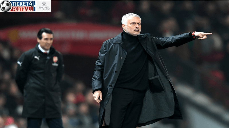 Arsenal actively considering Mourinho as manager